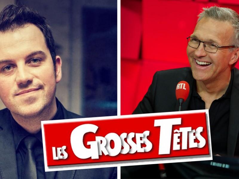 """Tour Mentalisme aux """"Grosses Têtes""""."""