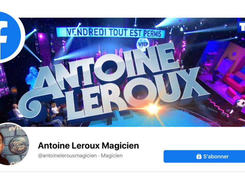 Facebook Antoine Leroux